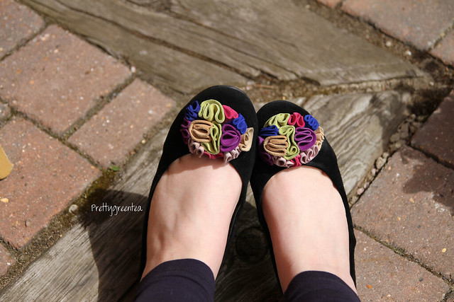 Prettygreentea shoes