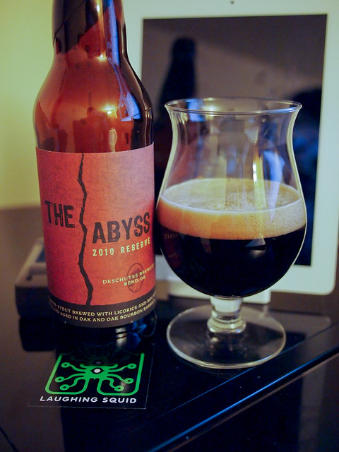Deschutes The Abyss 2010 Vintage