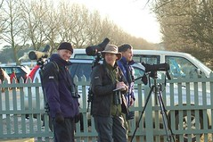 AOS Members at Holkham