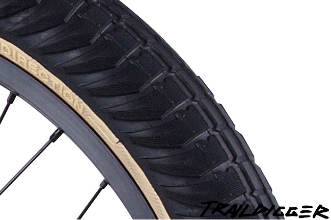 PS 2013 Traildigger Front Tire