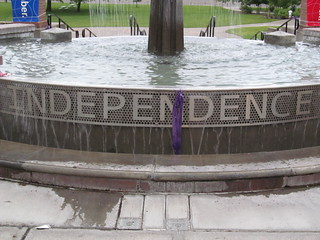 Independence, OR, sign