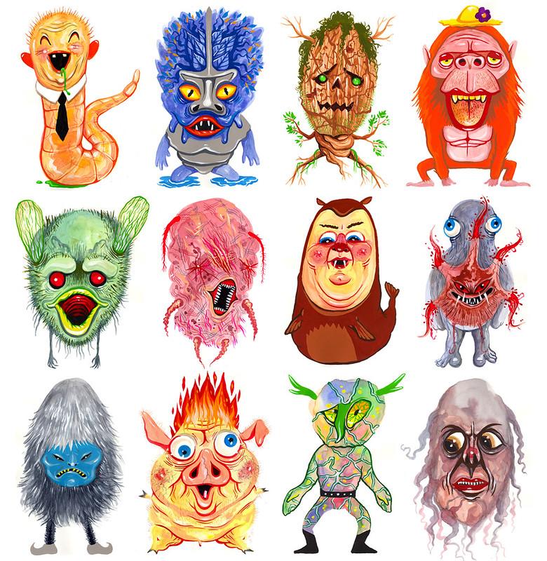 Dieter VDO - Creatures 5