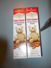 marzipan..cute lil teddy