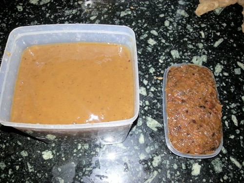 Homemade tamarind pulppaste how to freeze tamarind pulp homemade tamarind pulppaste how to freeze tamarind pulp freezer friendly recipes basic for indian cooking forumfinder Choice Image
