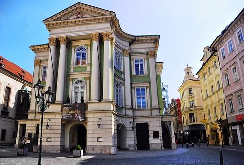 Estates Theater -- Old Town Prague