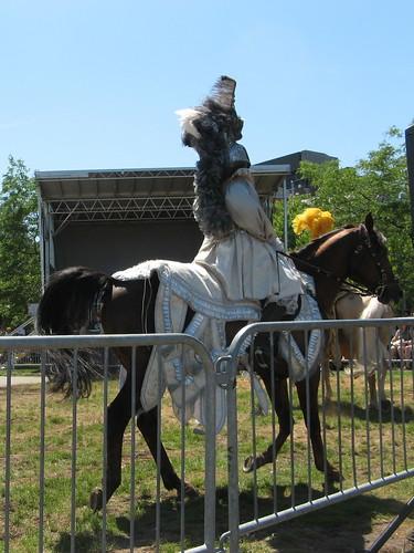 Horse Ballet by susanvg