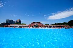 McCarren pool is now open!