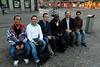 Amsterdam All Nighter, June 30th - Juli 1st 2012 by Stewart Leiwakabessy