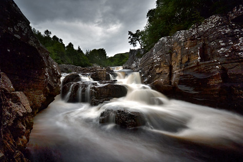 Blackwater Falls - Garve