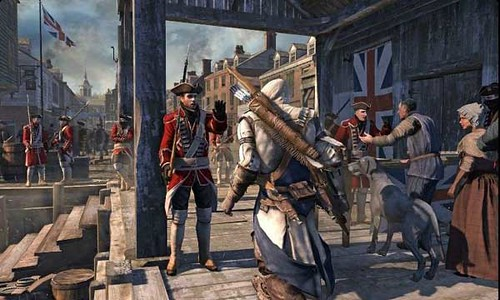 Assassin's Creed 3 Limited Edition for the US Revealed