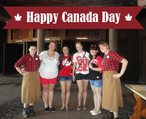 blog lovelymissmegs megan canada day disney epcot world showcase
