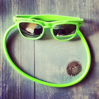 lime glasses