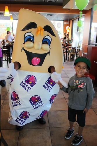 Duke and Taco