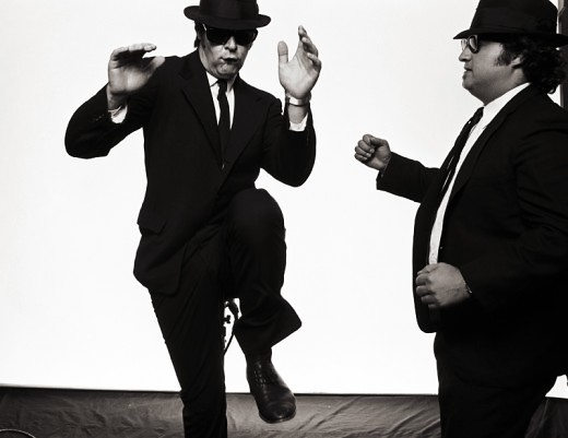Blues Brothers – Túnel do Tempo