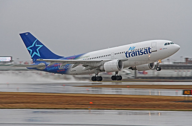 air transat a310 300 flickr photo