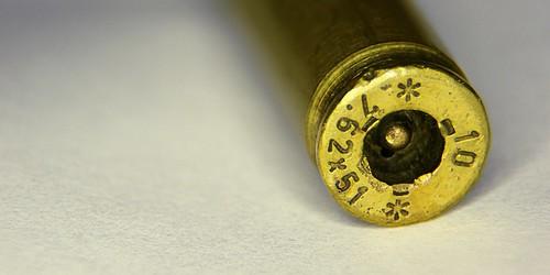 Oleg Litvin - Macro 7.62 Bullet