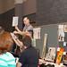 Heroes Con 2012 - Art Auction photos Sunday