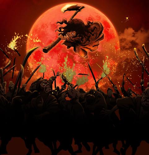 120705(2) - 劇場版《アシュラ ASURA -Born A Beast, To Be Human-》公布最新宣傳海報與驚悚預告片!