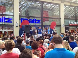 Leon Goretzka trägt das neue Heimtrikot des VfL Bochum (von Nike)