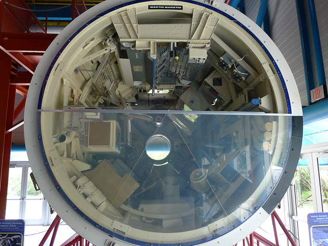 Skylab Multiple Docking Adapter (MDA)