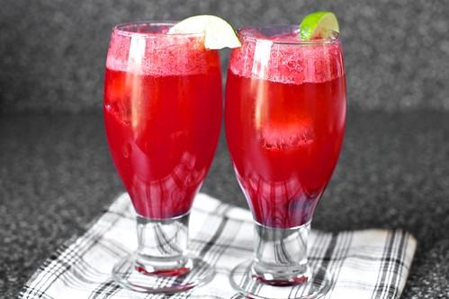 blackberry gin fizz | smitten kitchen