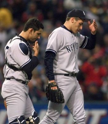 Mussina&Posada