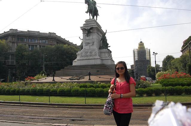 Milan trip