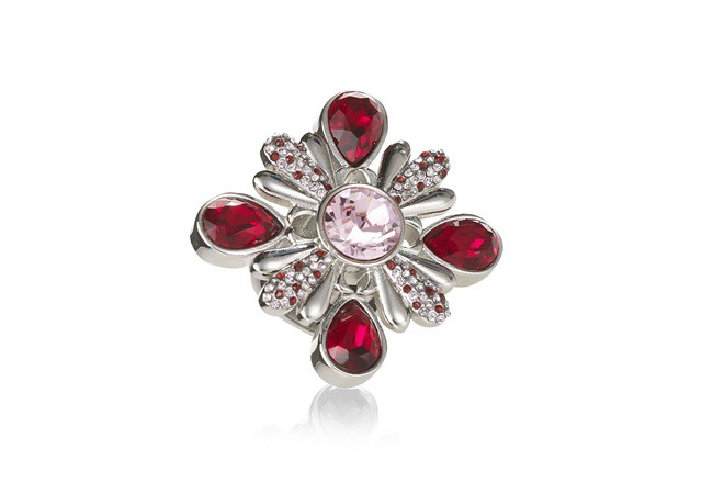 5 Atelier Swarovski Diana Vreeland Legacy Collection Ring Siam 1