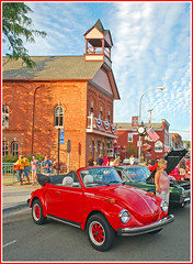 VW Convertible Bug