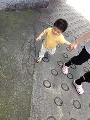 朝散歩 (2012/7/10)
