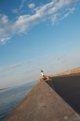 Duluth North Pier Breakwater Light