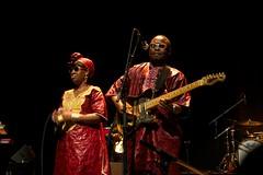 Im Tollhaus: Mariam & Amadou IV