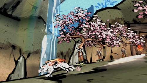 Okami HD for PSN