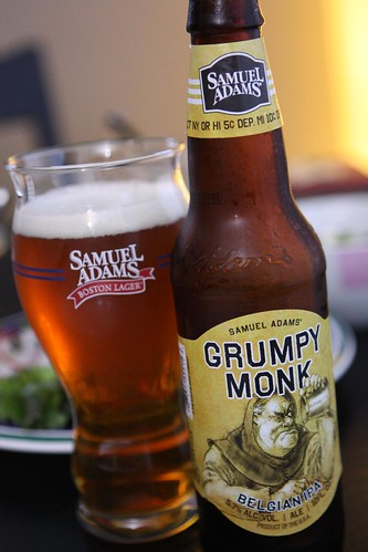 Sam Adams Grumpy Monk