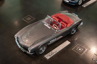Germany. BMW Museum (Munich, Bavaria)