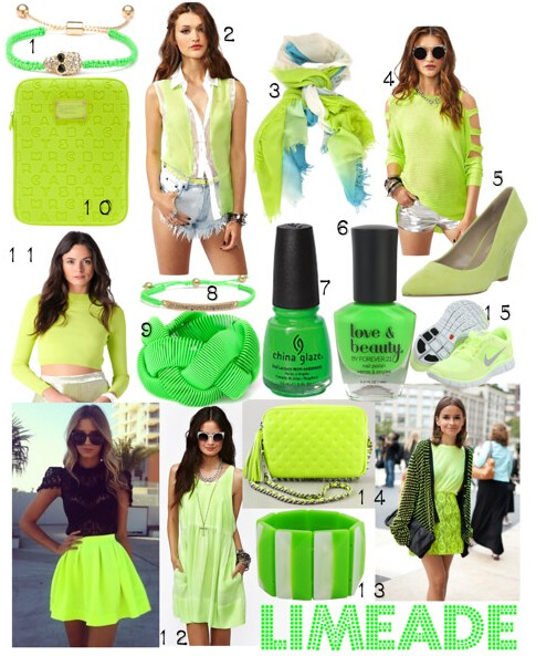 Obsession: Limeade