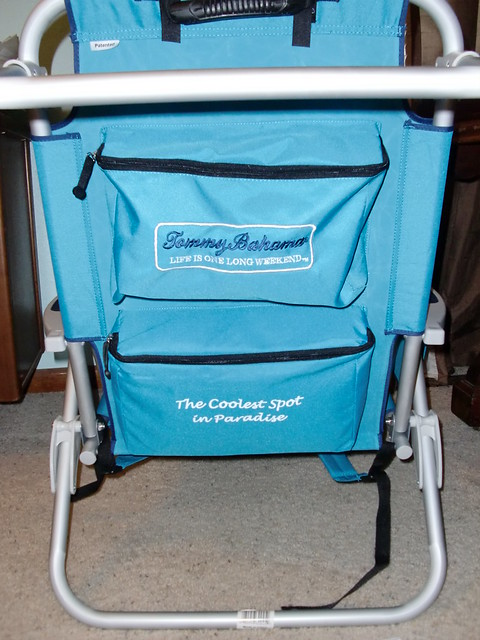 My New Favorite Concert/Camping Chair