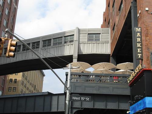 Chelsea Market & High Line, NYC. Nueva York