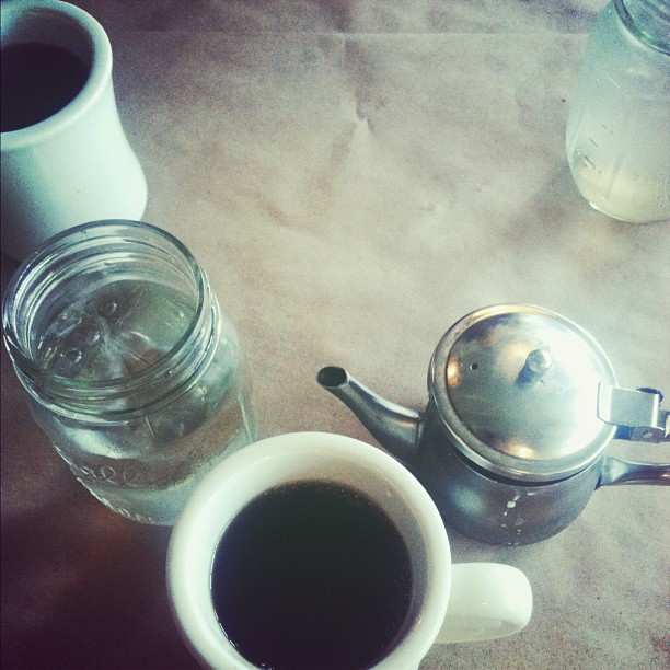 Good morning friends! @elizadunn #coffee #brunch #hotlanta
