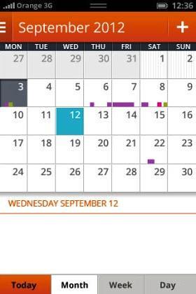 firefox os calendar