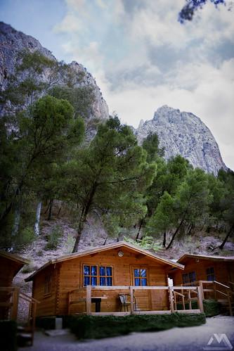 Camping El Chorro by Molinafucker