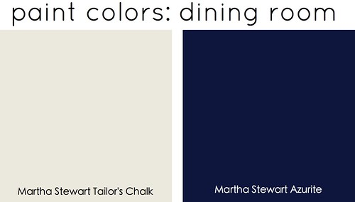 paint colors dining room
