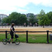 Impromptu London Brompton Club Ride
