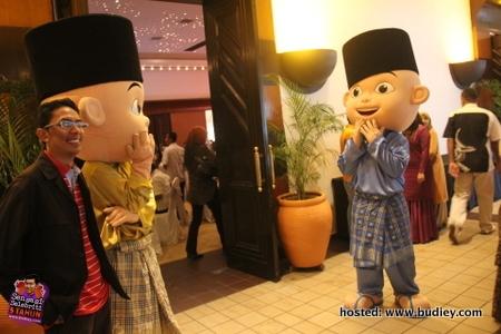 Majlis Berbuka Puasa Pasukan Bolasepak Kelantan