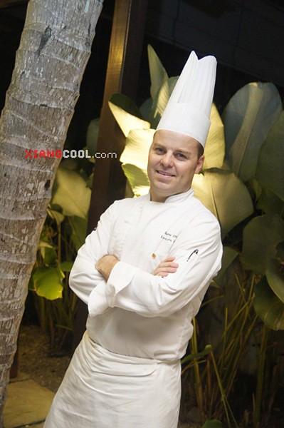 Chef Darren J. O'Neil, Intercontinental Hotel -015
