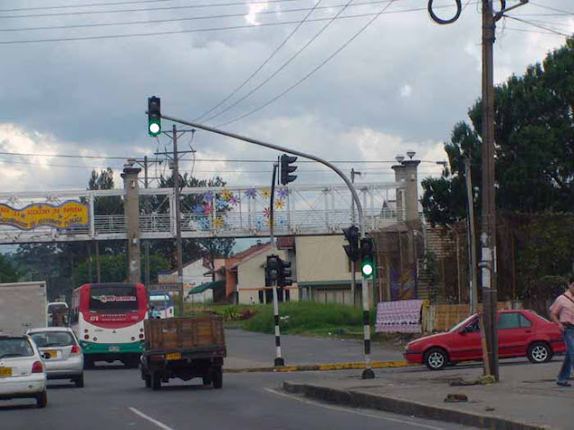 Led Traffic Light In Colombia Flickr Photo Sharing