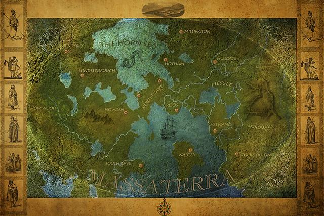 Map Massaterra.