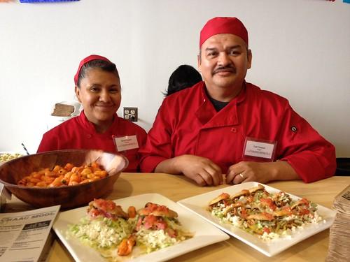 chaac-mool mexican food truck
