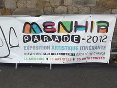 MENHIR PARADE 2012 A LANNION