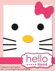 Hello Kitty Friend